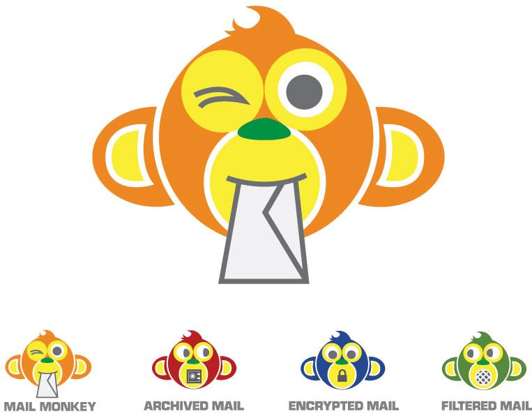 mail monkey logos