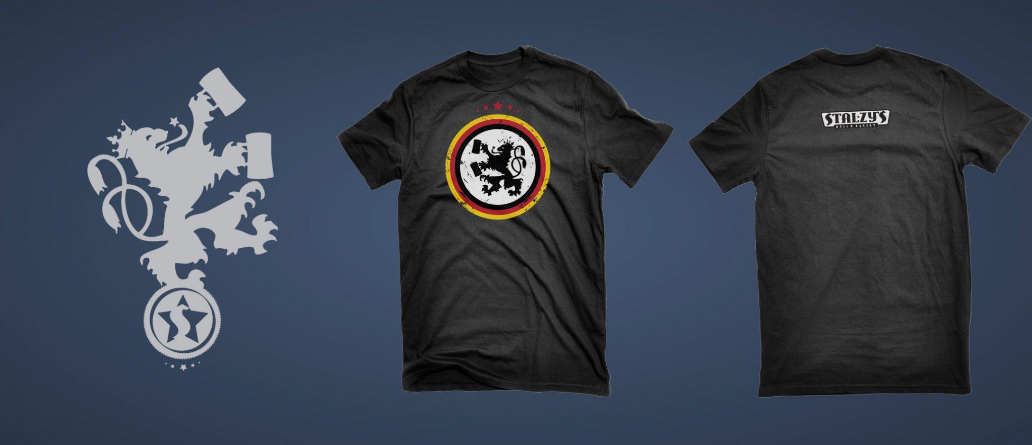 Oktoberfest T-Shirt and Logo Graphic Design