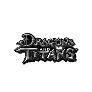 Dragons and Titans Website Design