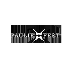 Paulie Fest Logo Design